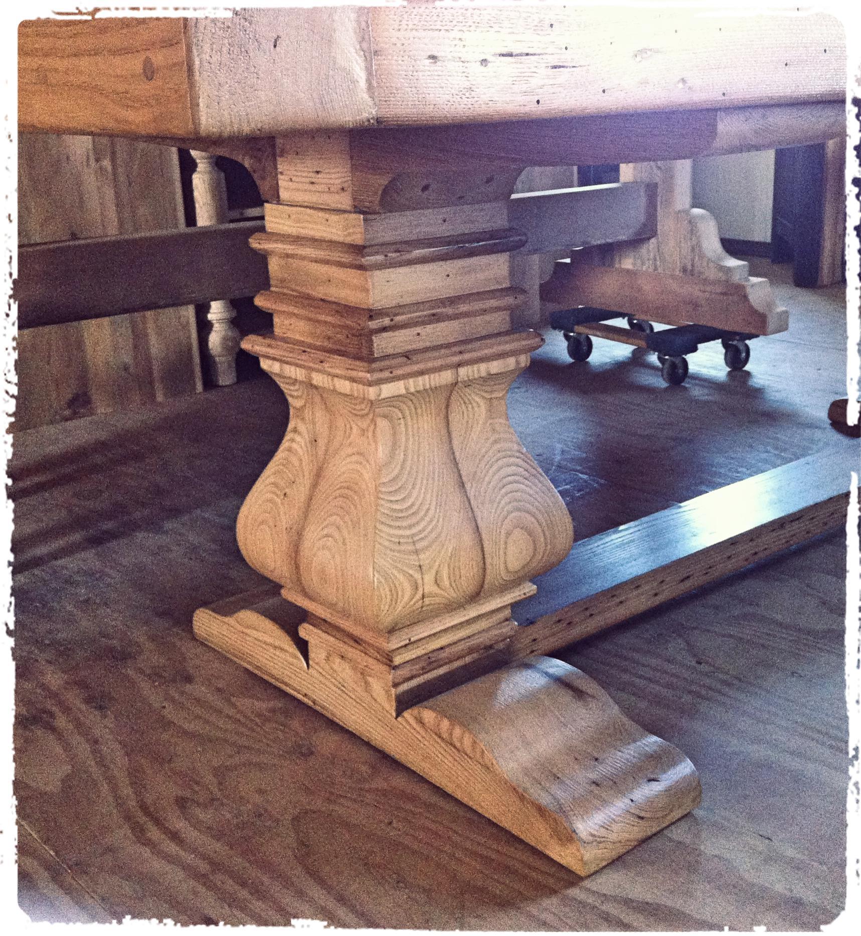Barn Wood Furniture For Sale: We Now Offer American Chestnut Reclaimed Barnwood Furniture